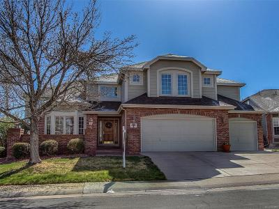 Highlands Ranch Single Family Home Under Contract: 10269 Knoll Circle