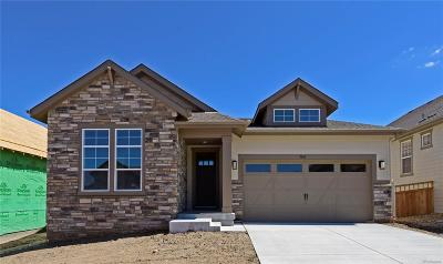 Castle Rock Single Family Home Active: 3443 Goodyear Street
