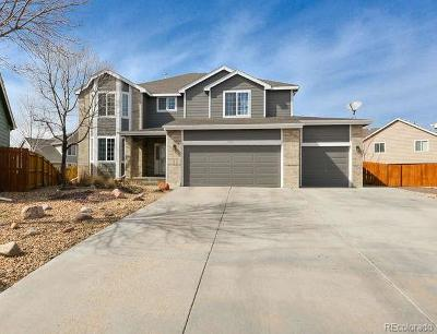 Johnstown Single Family Home Under Contract: 3763 Porter Lane