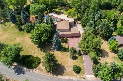 Boulder Single Family Home Active: 4479 Prado Drive