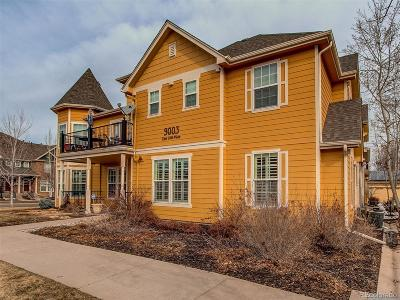 Denver Condo/Townhouse Under Contract: 9003 East 24th Place #104
