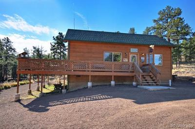Park County Single Family Home Active: 6064 County Rd 102