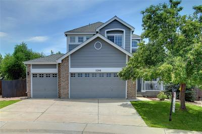 Parker CO Single Family Home Active: $460,000