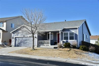 Arapahoe County Single Family Home Active: 5307 South Rome Circle