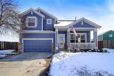 Aurora CO Single Family Home Active: $425,000