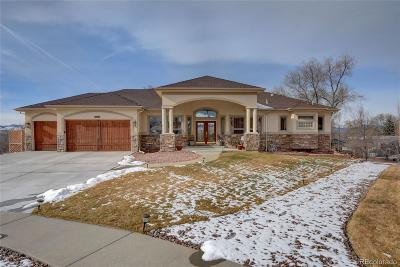 Arvada Single Family Home Under Contract: 9461 West 63rd Place