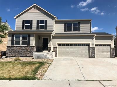 Commerce City Single Family Home Active: 10024 Fairplay Street