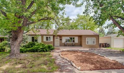 Boulder Single Family Home Under Contract: 340 28th Street