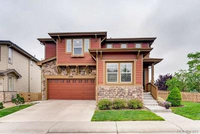 Highlands Ranch Single Family Home Active: 5485 Jewelberry Place