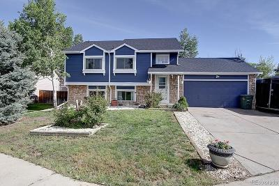 Centennial Single Family Home Active: 4956 South Gibraltar Way