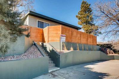 Single Family Home Under Contract: 1140 Buchtel Boulevard