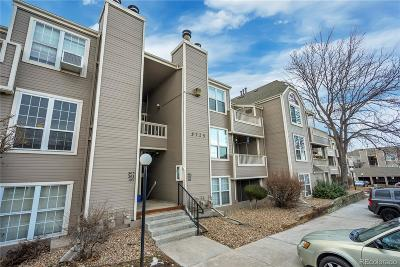 Lakewood Condo/Townhouse Under Contract: 5725 West Atlantic Place #302