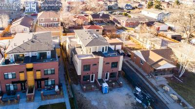 Denver Condo/Townhouse Active: 1547 Utica Street
