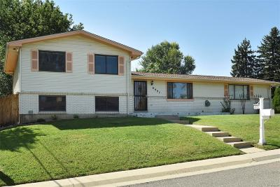 Arvada Single Family Home Active: 6997 Quay Court