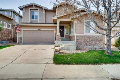 Highlands Ranch Single Family Home Active: 10804 Mountshire Circle