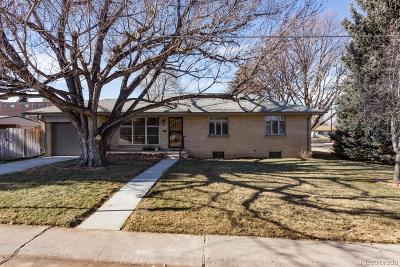 Single Family Home Under Contract: 2601 South Cherry Street