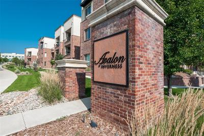 Englewood Condo/Townhouse Active: 303 Inverness Way #202