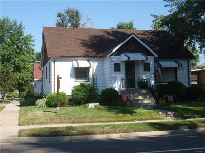 Englewood Single Family Home Active: 3900 South Bannock Street