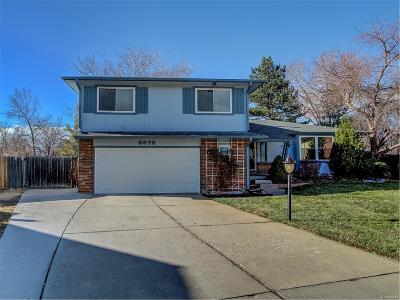 Littleton Single Family Home Under Contract: 6975 South Wadsworth Court