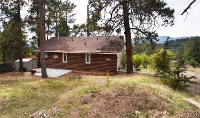 Evergreen CO Single Family Home For Sale: $250,000