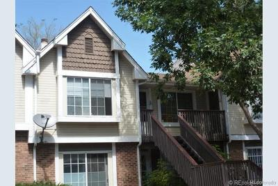 Aurora Condo/Townhouse Under Contract: 71 South Sable Boulevard #B25