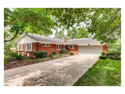 Lakewood CO Single Family Home Under Contract: $499,500