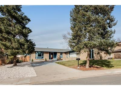Denver Single Family Home Active: 8635 East Radcliff Avenue
