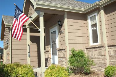 Milliken Single Family Home Under Contract: 984 South Lilac Court