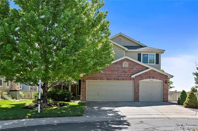 Arvada Single Family Home Active: 6068 Coors Court