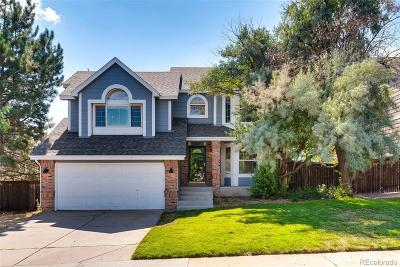 Highlands Ranch Single Family Home Active: 9383 Princeton Street