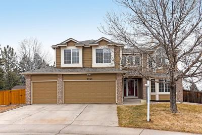 Highlands Ranch Single Family Home Under Contract: 9924 Silver Maple Way