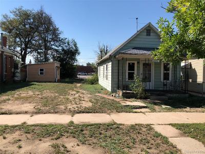 Denver Single Family Home Active: 4331 Lincoln Street
