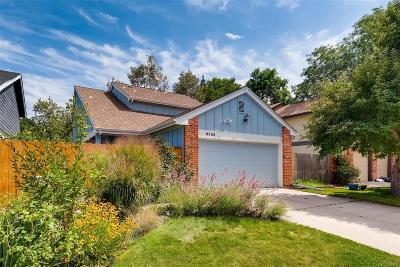Arvada Single Family Home Active: 9203 West 87th Place