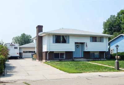 Longmont Single Family Home Under Contract: 843 East 4th Avenue