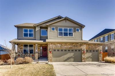 Arapahoe County Single Family Home Active: 5134 South Flatrock Street