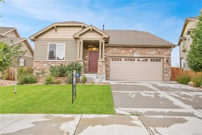 Commerce City Single Family Home Active: 10285 Nucla Street
