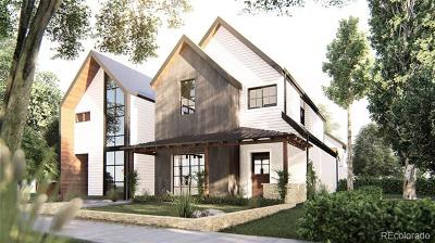 Single Family Home Under Contract: 3240 North Speer Boulevard