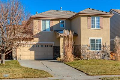 Commerce City Single Family Home Under Contract: 11724 Fairplay Street