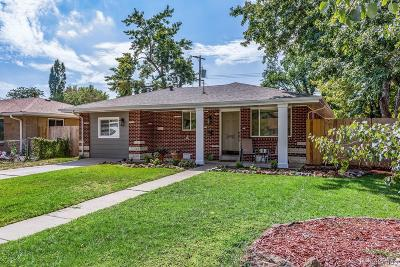 Arvada Single Family Home Active: 6902 West 54th Avenue