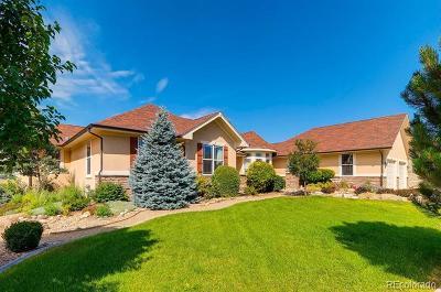 Fort Lupton Single Family Home Active: 309 Corvette Circle