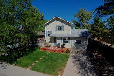 Aurora, Denver Single Family Home Under Contract: 16981 East Stanford Avenue