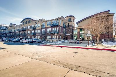 Lone Tree Condo/Townhouse Under Contract: 10184 Park Meadows Drive #1220