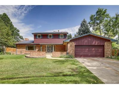 Wheat Ridge Single Family Home Active: 10535 West 26th Avenue