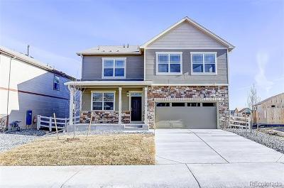 Castle Rock Single Family Home Active: 2082 Shadow Rider Circle
