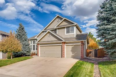 Highlands Ranch Single Family Home Active: 9980 Gwendelyn Place