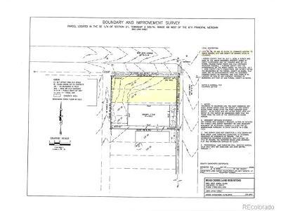 Denver CO Residential Lots & Land Active: $1,250,000