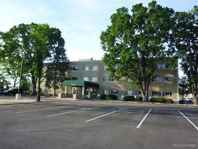 Wheat Ridge CO Multi Family Home Active: $145,000