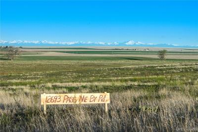 Adams County Residential Lots & Land Active: 12693 Pass Me By Road