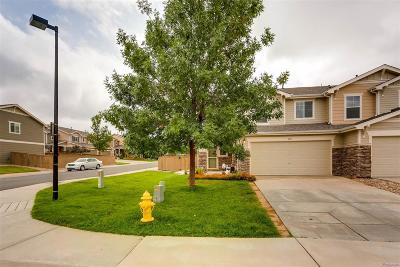 Castle Rock Condo/Townhouse Active: 6156 Turnstone Place