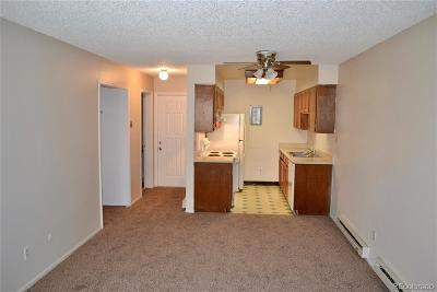 Aurora Condo/Townhouse Active: 14701 East Tennessee Drive #111